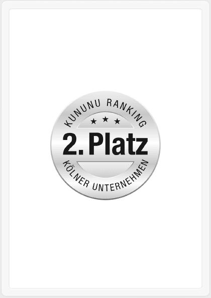Zweitbester Arbeitgeber in Köln